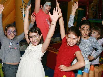 Kids party venue
