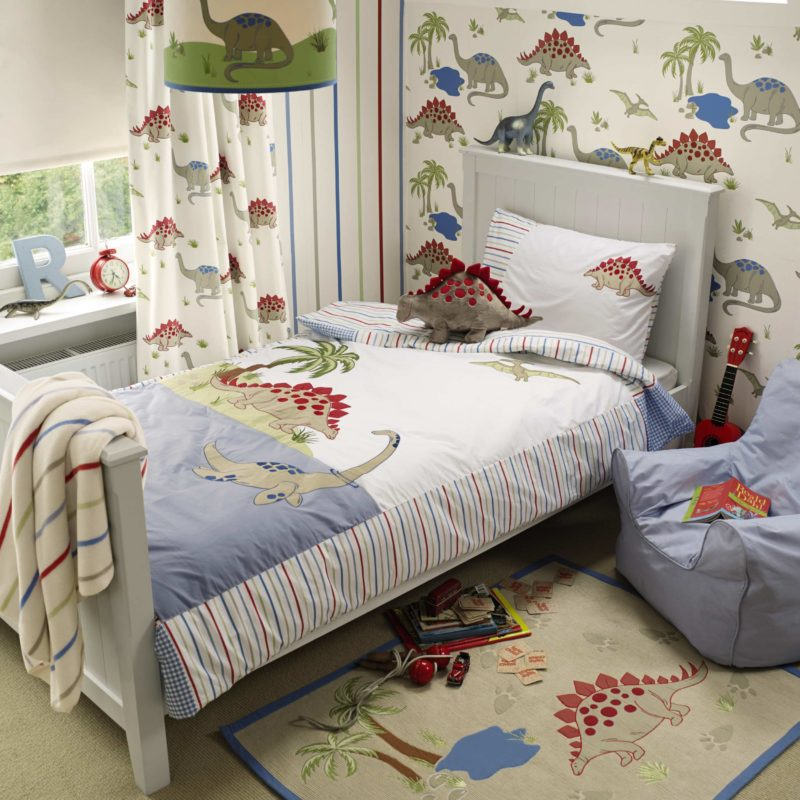 Laura Ashley Dinosaurs Bedding