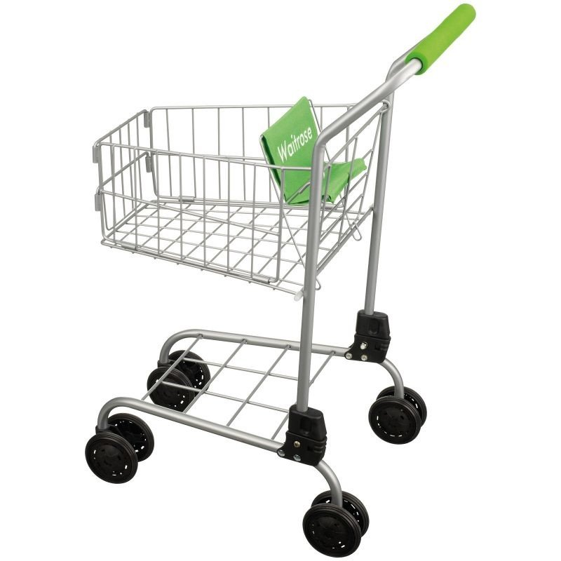 Pretend Play Shopping Trolley