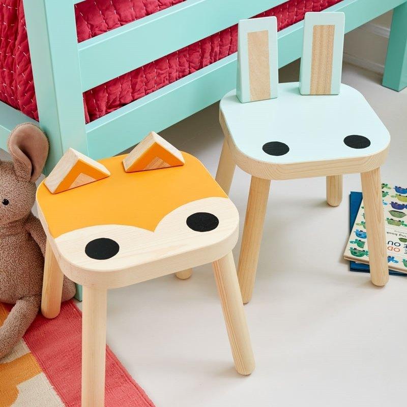 Animal theme stools