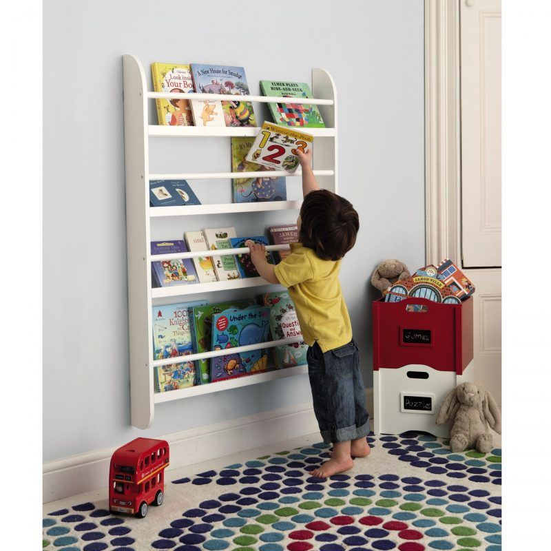 premium selection 8f002 f102f Gallery Style Bookcases – Children's Room