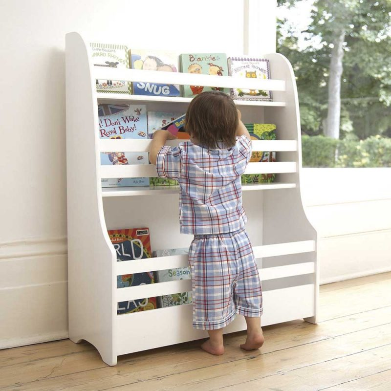 3 tier, free-standing children's bookcase