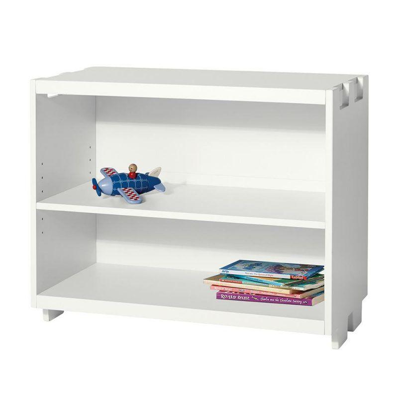Basic unit with adjustable shelf