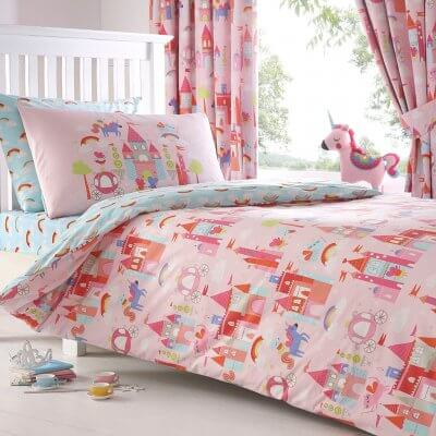 Princess Themed Bedding