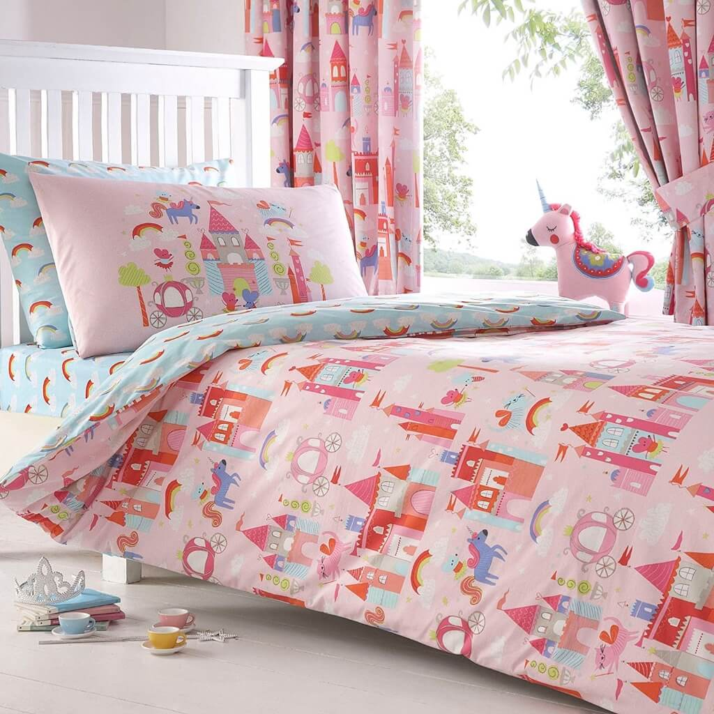 Fairy-tale theme bedding set
