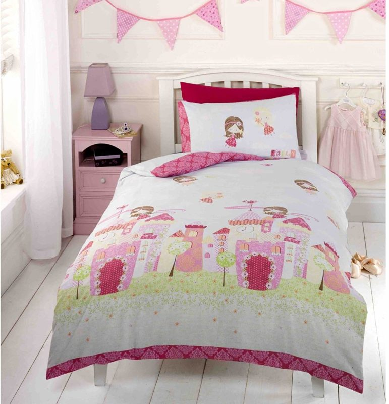 Fairytale princess bedding set