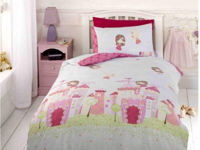 Fairytale themed bedding