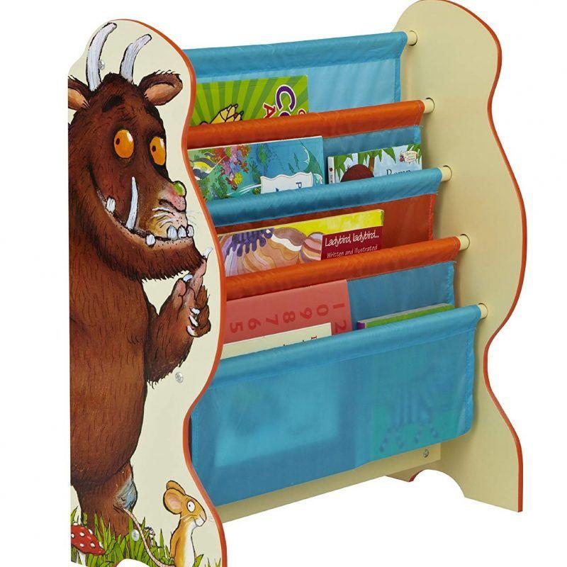 Easy access bookcase