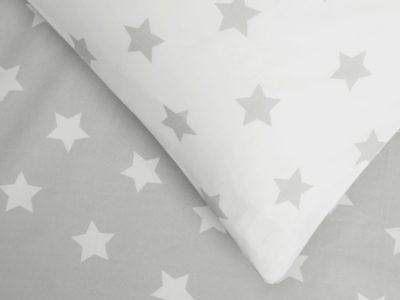 Grey stars bedding