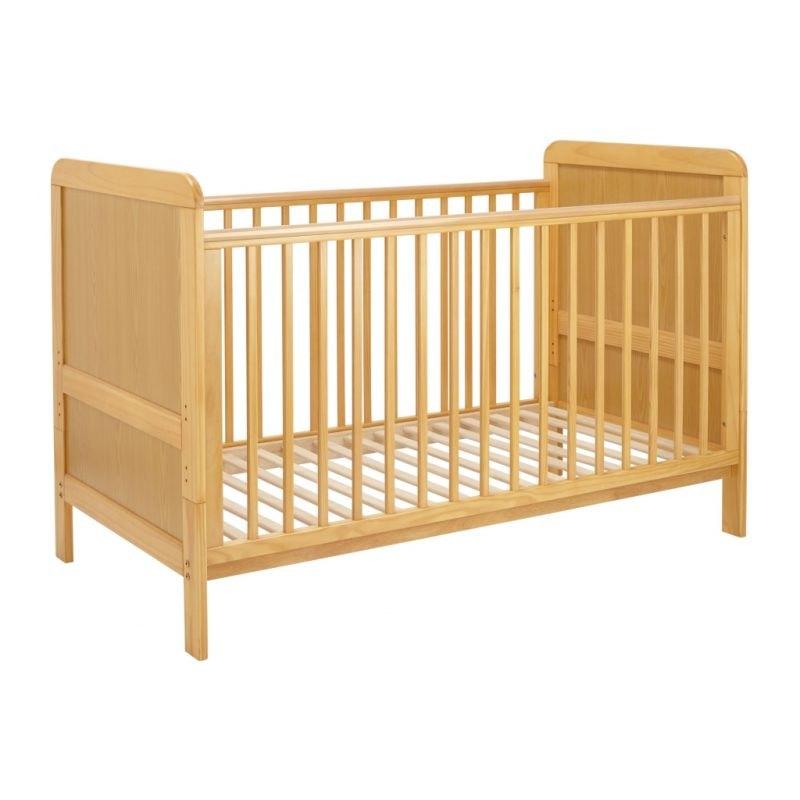 Pine Cot Bed