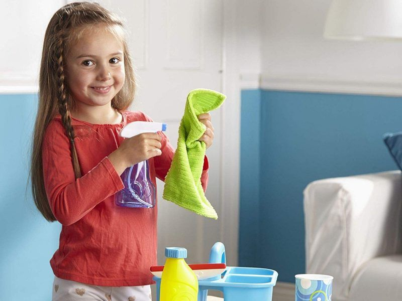 Kid's cleaning kit