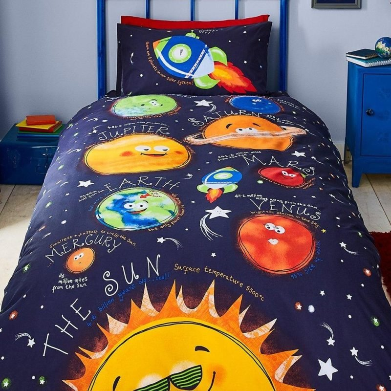 Kid S E Theme Bedding Sets
