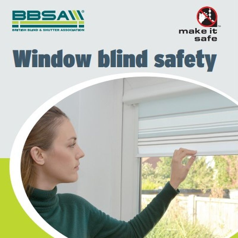 Window blind safety