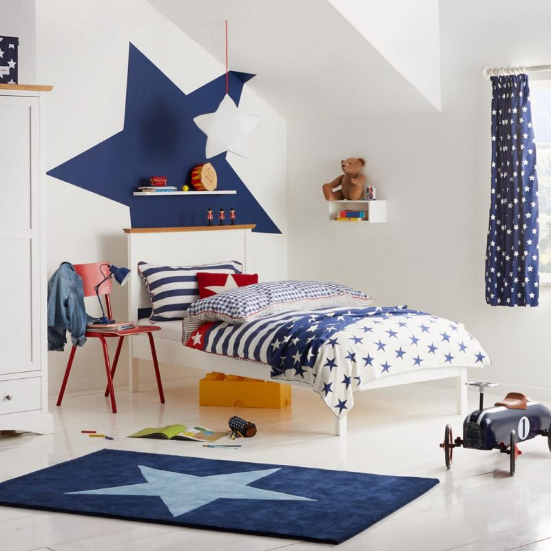 Stars & Stripes Duvet Cover and Pillowcase Set