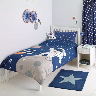 Astronaut themed bedding