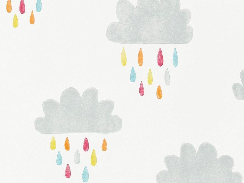 Raining clouds wallpaper