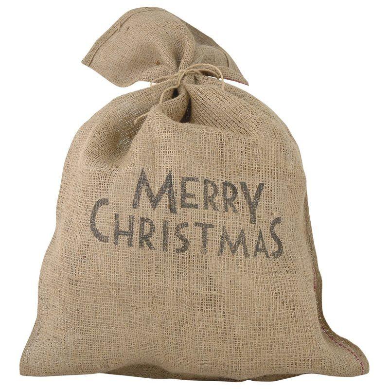 hessian gift sack