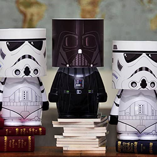 Star Wars bedside lamps