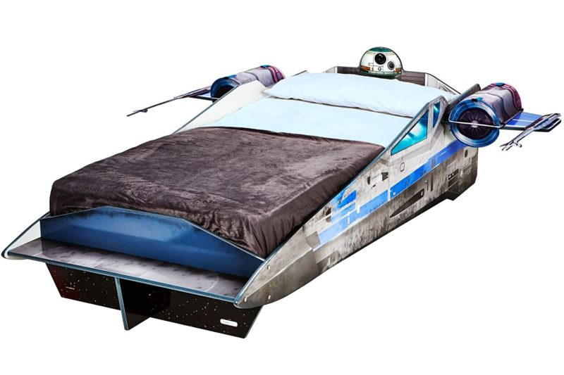 Star Wars Themed Bed
