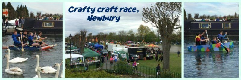 Newbury Craft Craft Race
