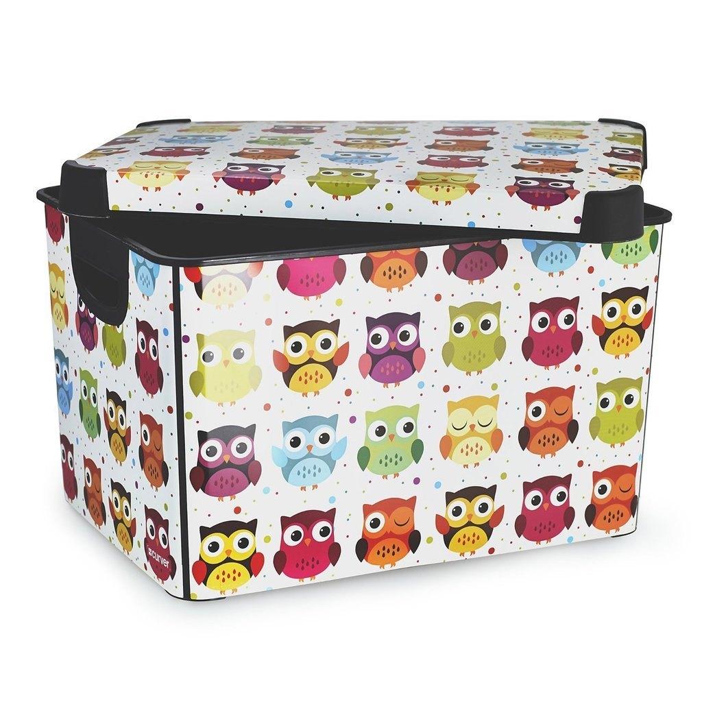 Owls storage box