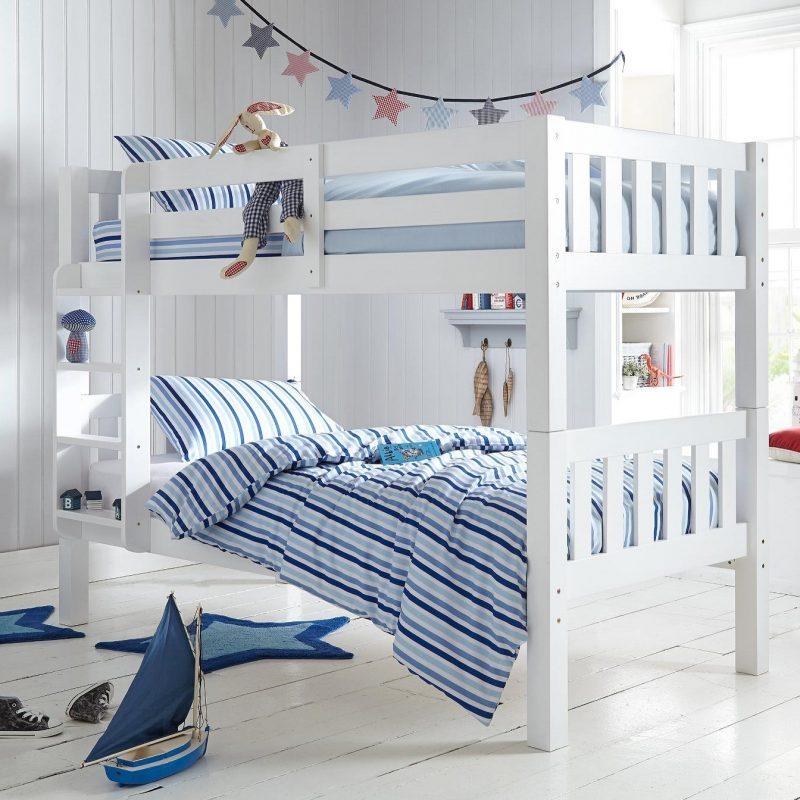 Neptune Bunk Bed White