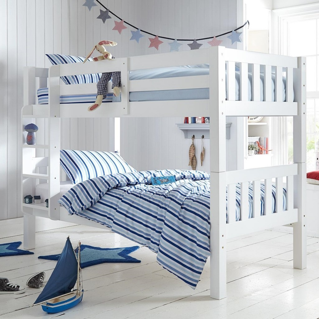 Neptune Bunk Bed White