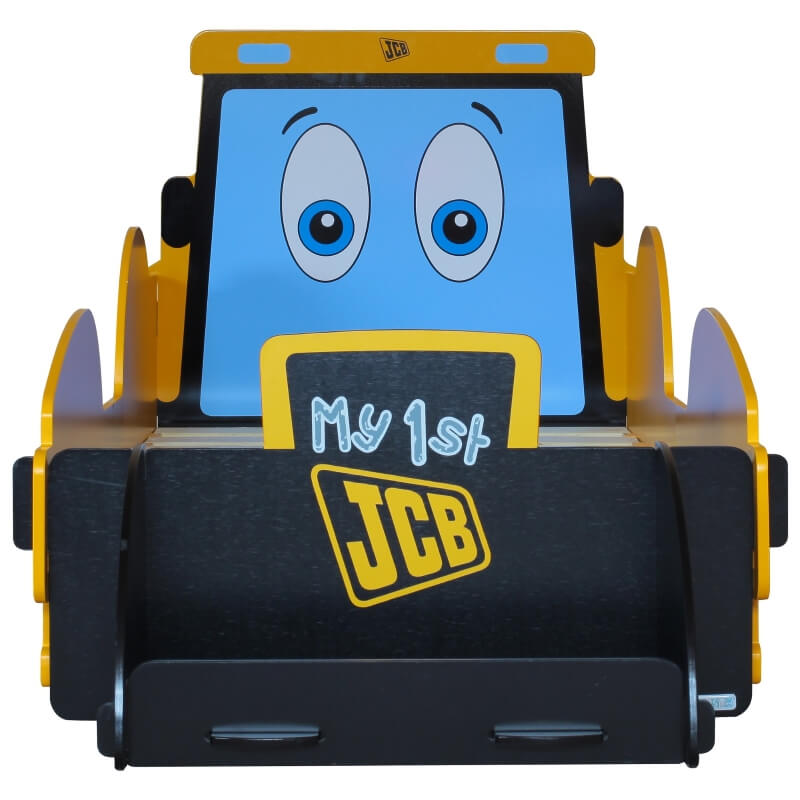JCB Themed Toddler Bed