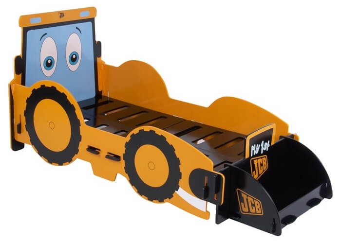 JCB theme bed
