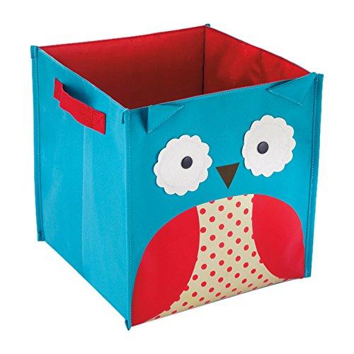 Owl theme storage hamper