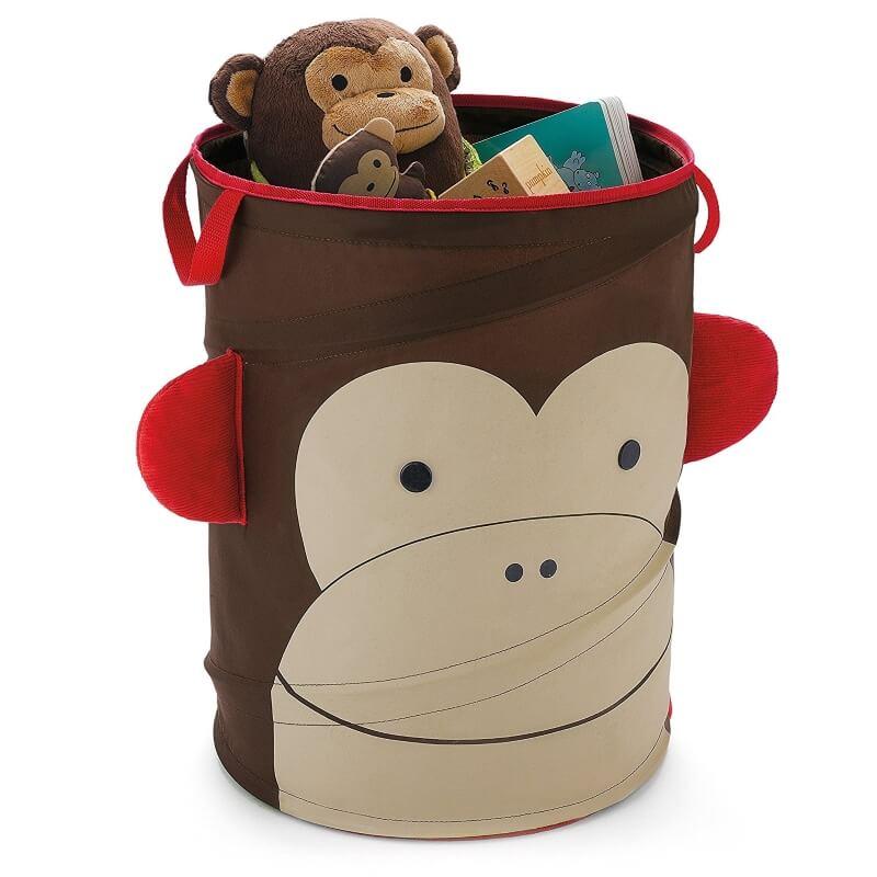 Monkey theme storage hamper