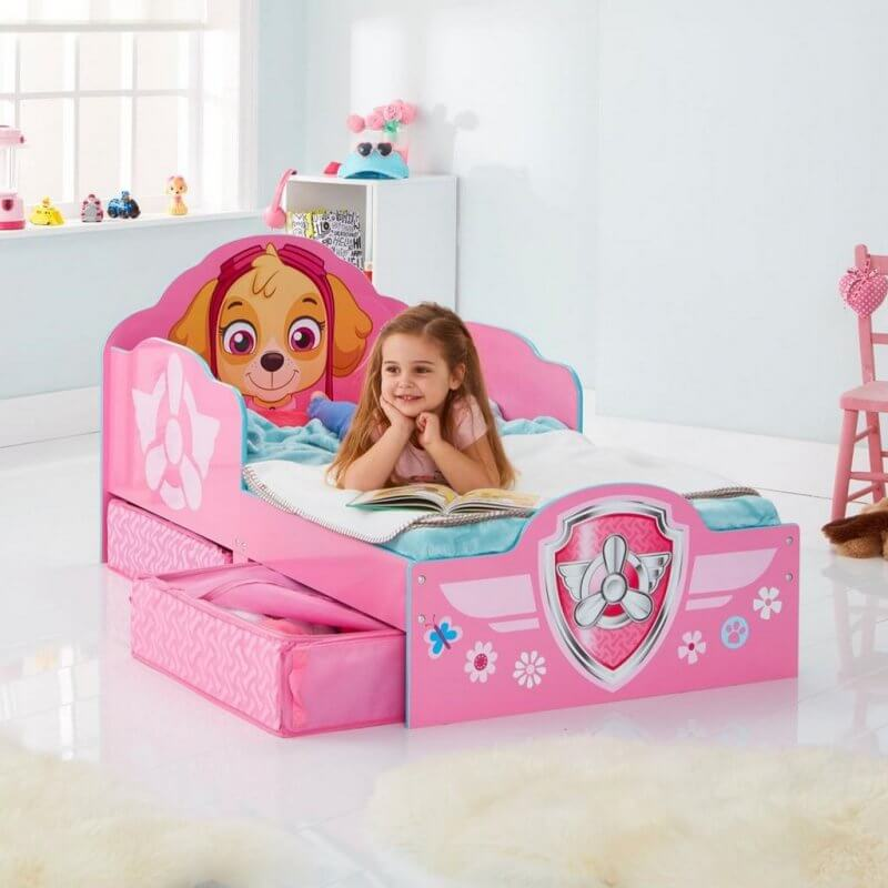 Girls Toddler Beds