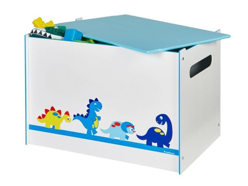Dinosaur theme toy chest