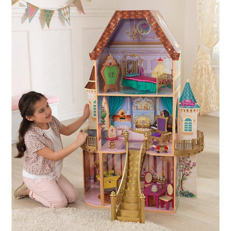 Luxury style doll's house