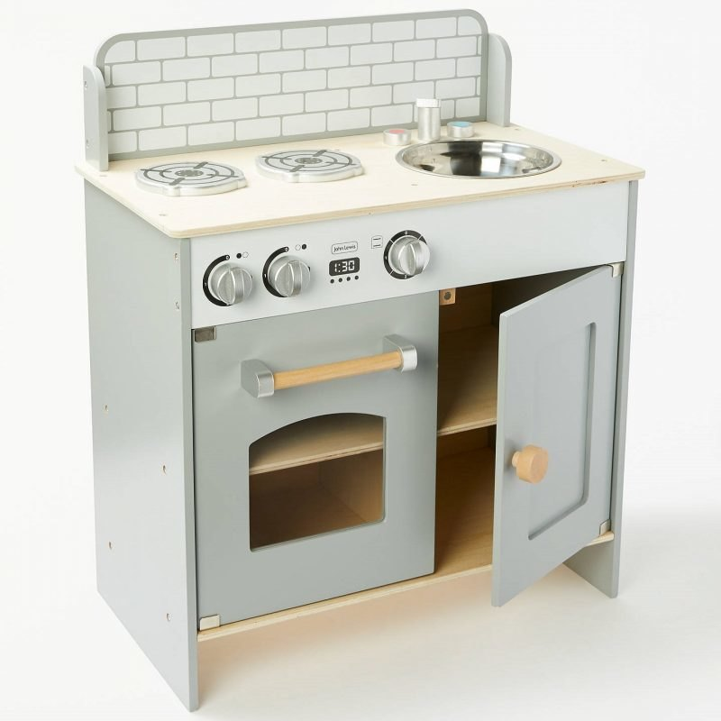 Role-play oven and hob