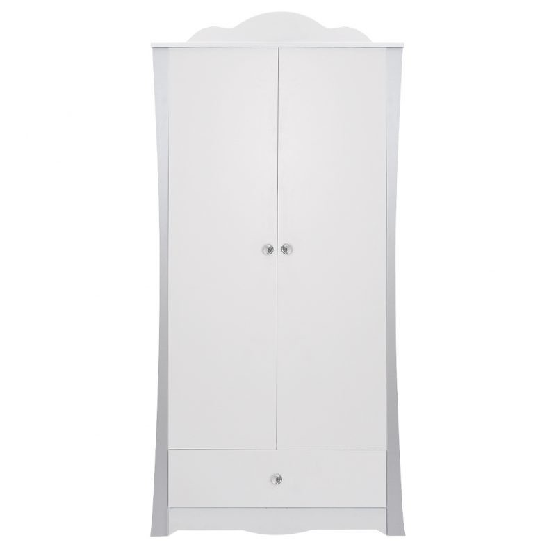 Kid's 2 door wardrobe