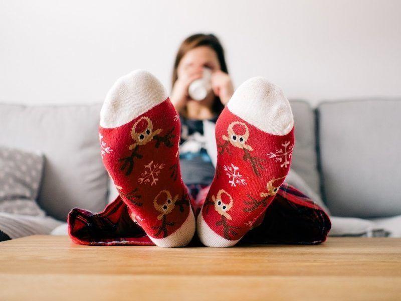 Christmas socks