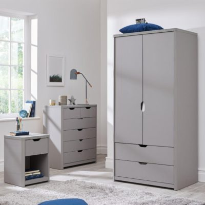 Grey Children's Bedroom Furniture