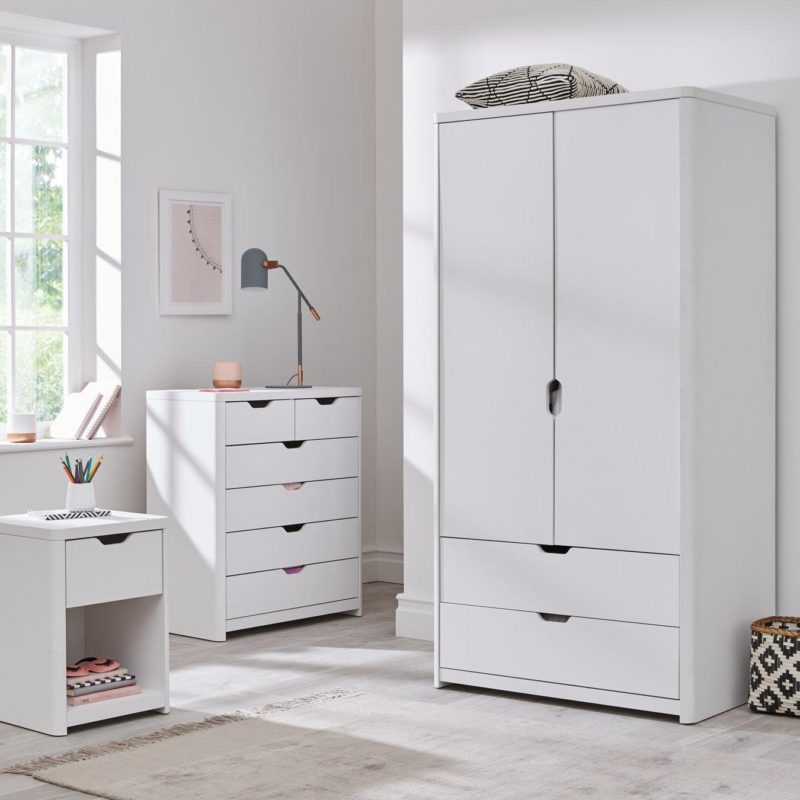White children's bedroom furniture