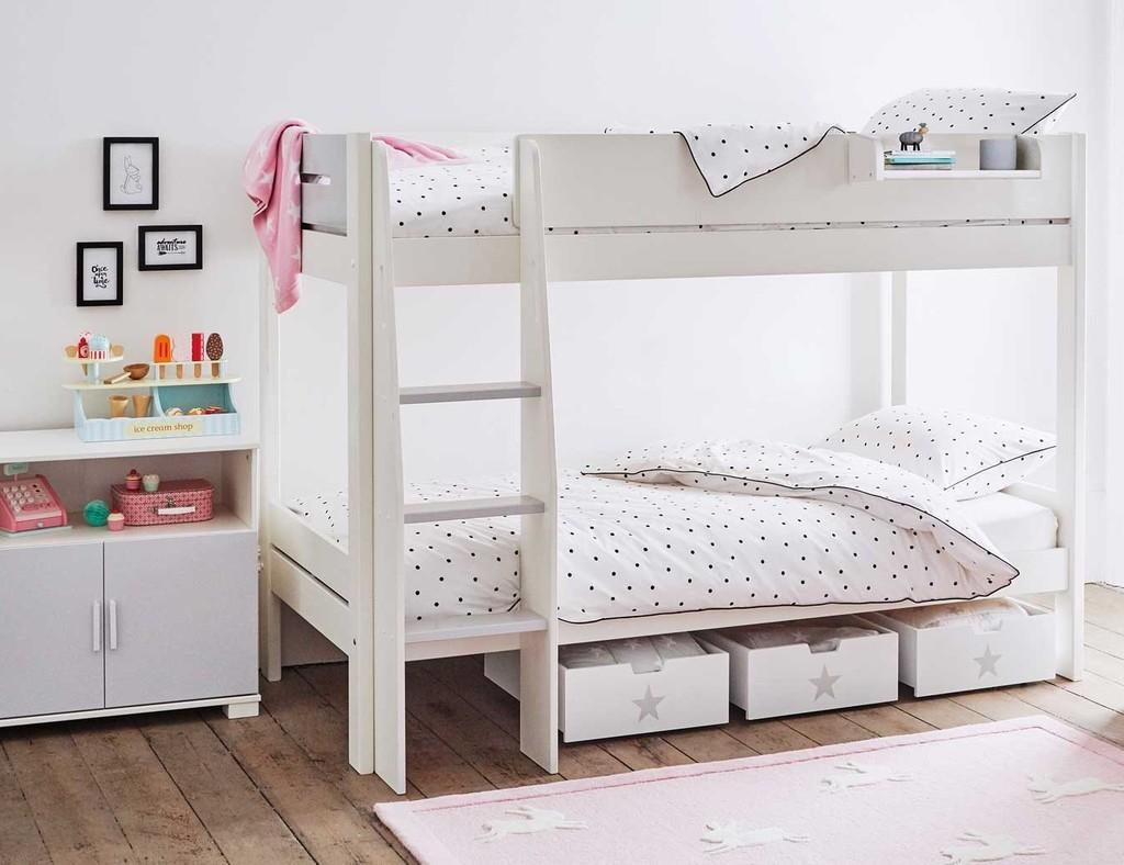 Kid's modern bunk bed