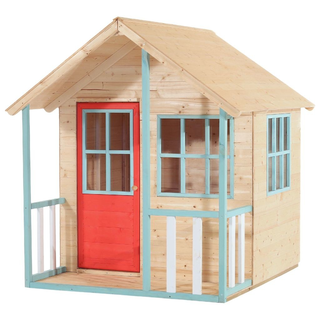 Playhouse with Veranda