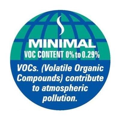 Minimal VOC Content Label