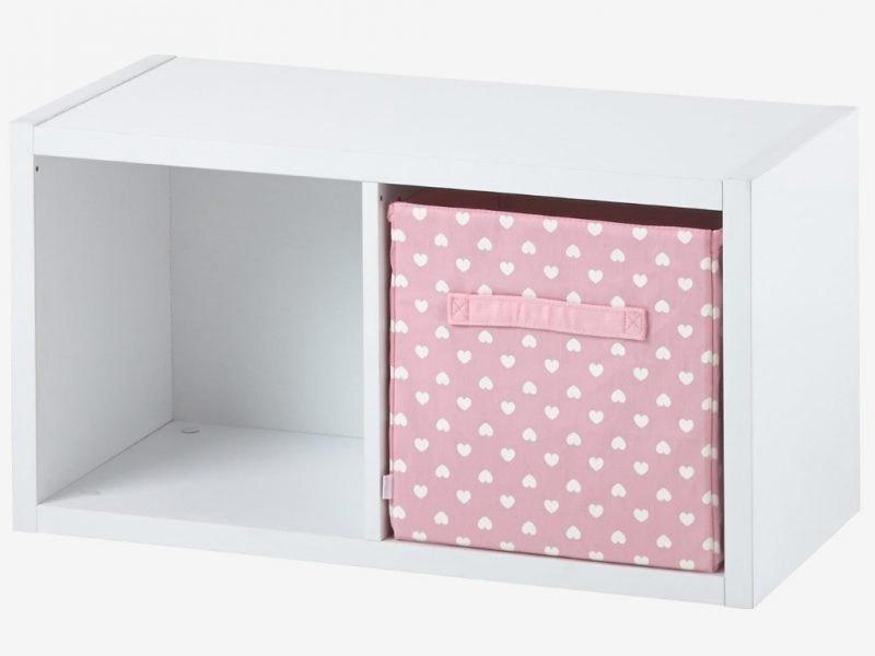 Horizontal 2 cube unit