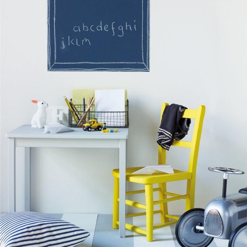 Children's subtle colour scheme