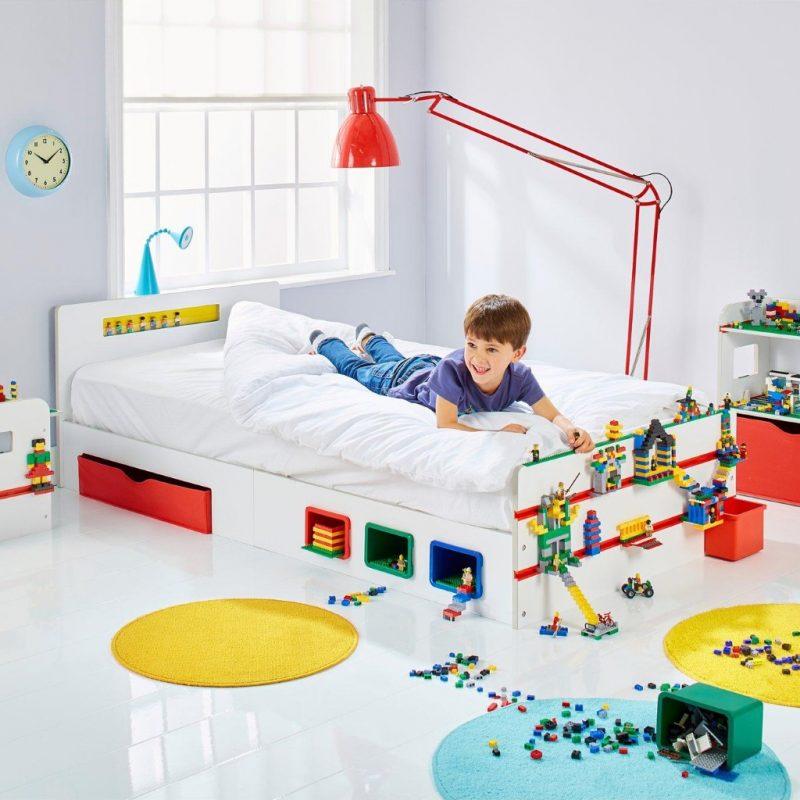 Room 2 Build Storage Bed