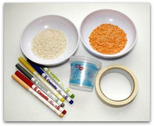 Shakers materials