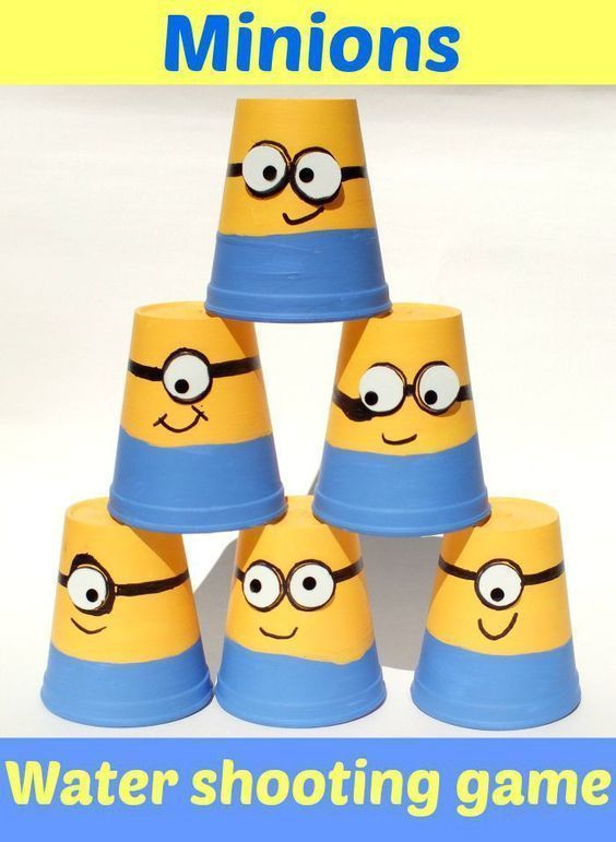 Stacked minions