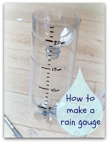 A rain guage