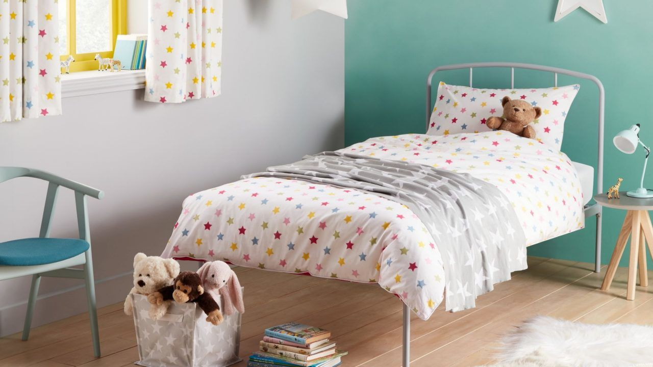 Star pattern duvet set