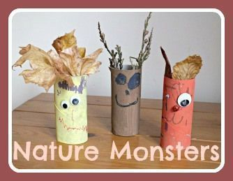 Nature monsters